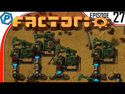 Securing the west Oil | A Factorio to Remember | #27