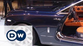 Самые богатые русские в кризис пересаживаются на Rolls-Royce