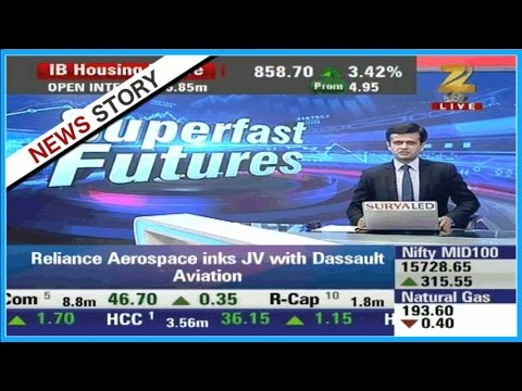 Reliance Aerospace inks joint venture with Dassault Aviation
