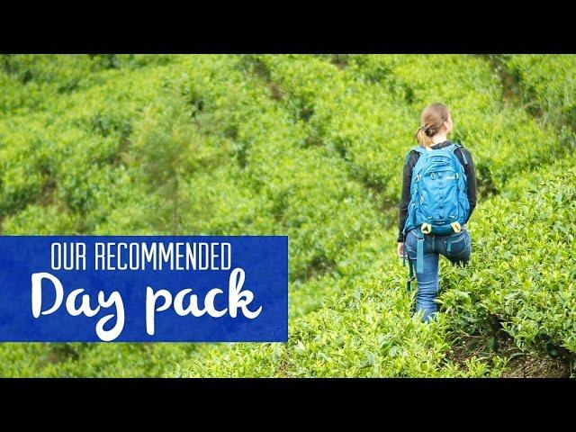Black Caribee Trek 32L Daypack Backpack