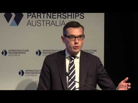 Dominic Perrottet: The future of infrastructure in NSW