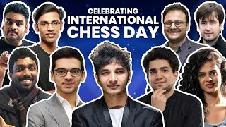 Celebrating International Chess Day