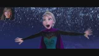 Repeat youtube video Let it go Connie Talbot Idina Menzel Duet
