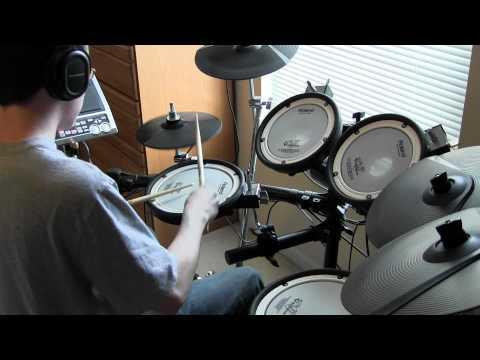 Boney James - Roadrunner - Drum Cover (Tony Parsons)