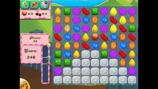 Candy Crush Saga: Level 30 (No Boosters 3★) iPad