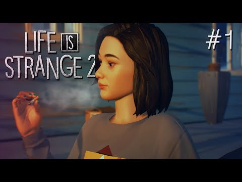 More Corny Teens and I Love It!! | Life Is Strange 2 | Episode 1 (Part1) | Let's Play thumbnail