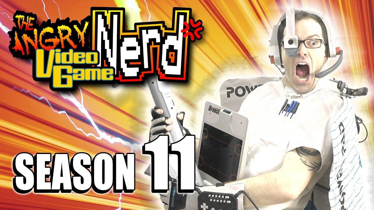Angry Video Game Nerd - Season 11 (AVGN Full Season Eleven)