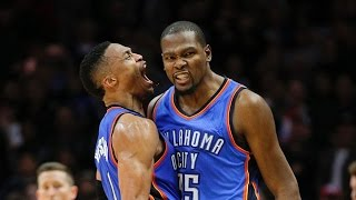 "Russell westbrook -kevin durant ""see you again"""