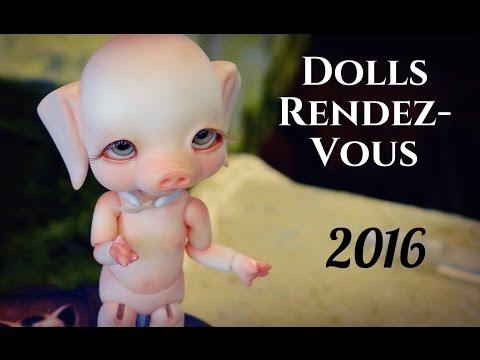 DOLLS RENDEZ-VOUS PARIS 2016