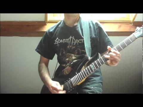 Equilibrium - Die Affeninsel (guitar cover)