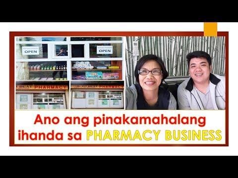 Ano ang pinakamahalagang ihanda sa PHARMACY BUSINESS?