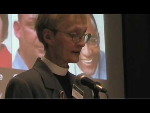 Rev Marilyn McCord-Adams at FHTHR - Part 1