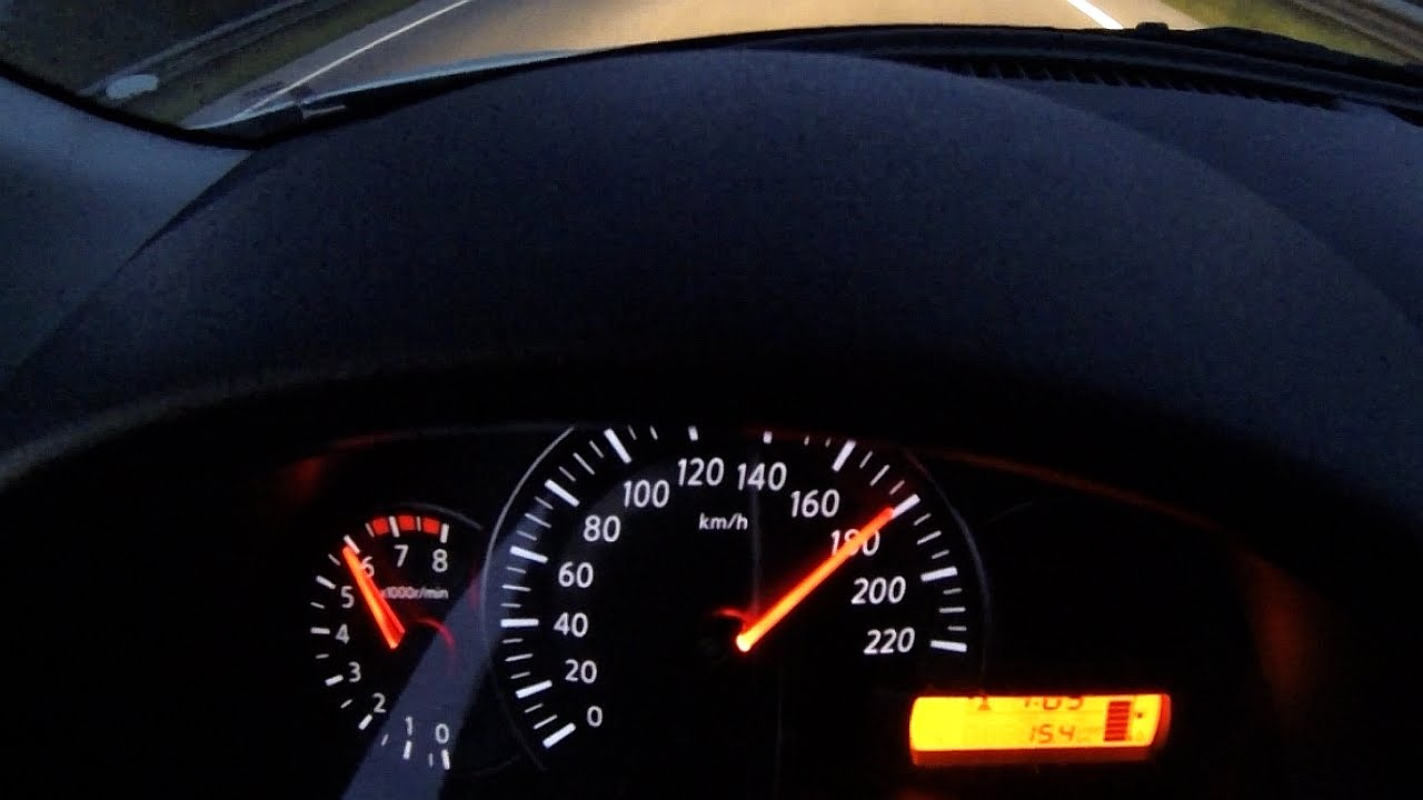Nissan micra march acceleration 0 100 top speed test