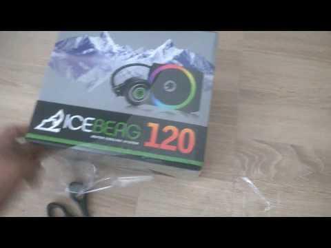 Система жидкостного охлаждения GameMax Iceberg 120