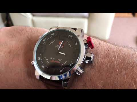Zeiger Watch Review. Bargain Of The Year?!