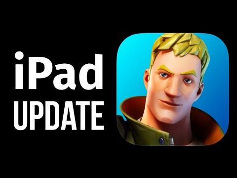 How To Update Fortnite On IPad, IPad Mini, IPad Air, IPad Pro