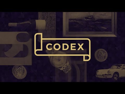 About the Codex Protocol decentralized asset registry