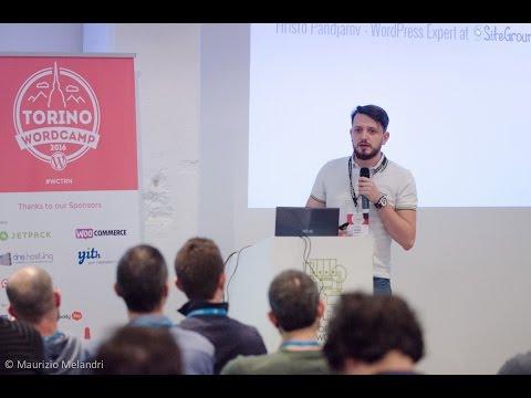 Hristo Pandjarov: Speed Up WordPress - The Latest Performance Technologies