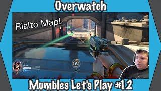 Overwatch - Rialto Map D.va Defense! - Mumbles Let