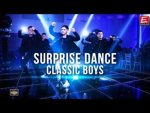 CLASSIC BOYS - BAILE SORPRESA INGRID