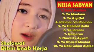Lagu Nisa sabyian album