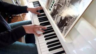 Nowhere Fast by The Smiths for solo piano