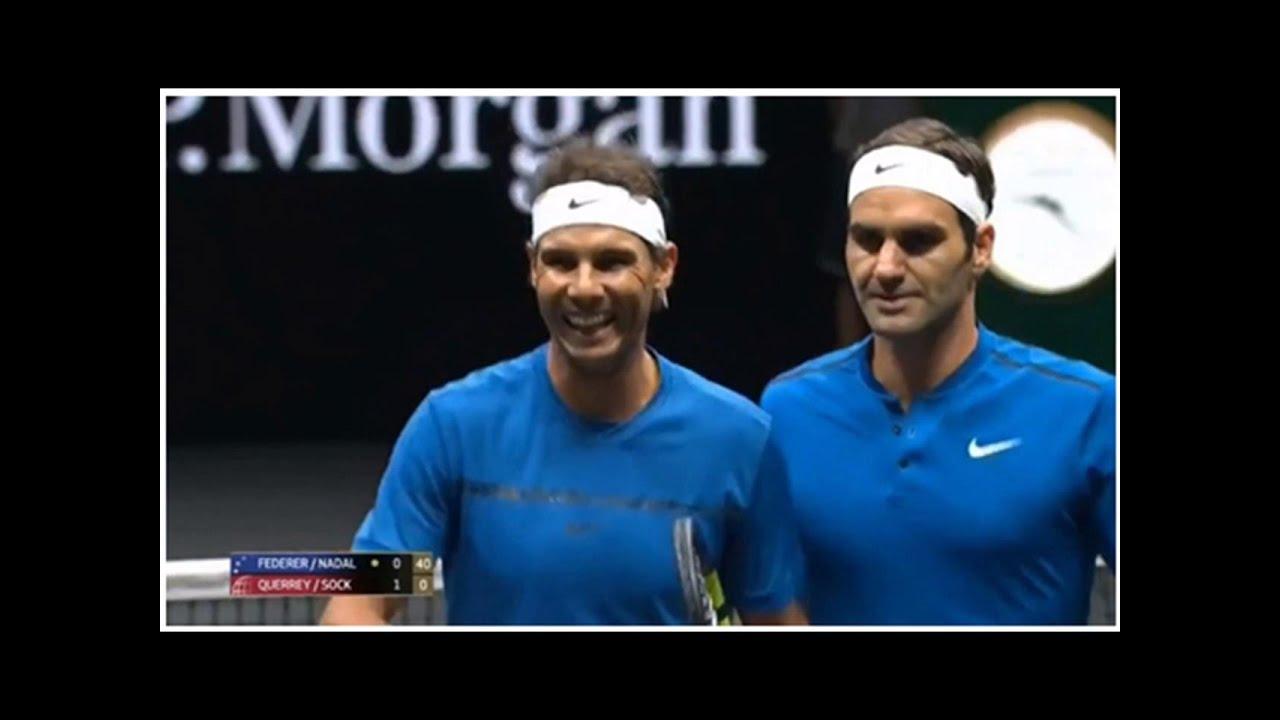Tennis Laver Cup Mit Federer Zverev Djokovic Live Im Tv Stream