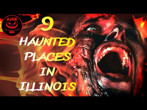 9 Haunted Places in Illinois, US