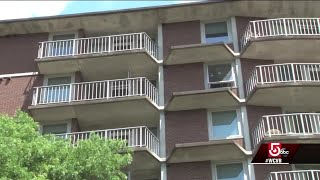 Boy dies after fall from grandmother's ninth-floor balcony