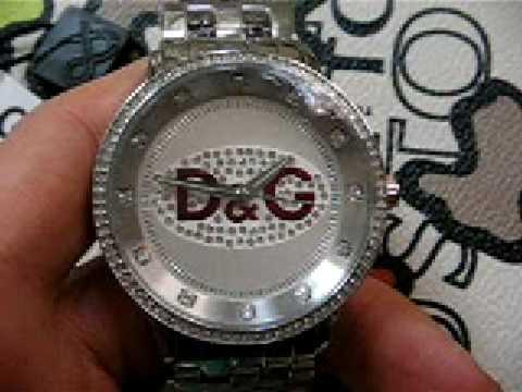spot d&g time