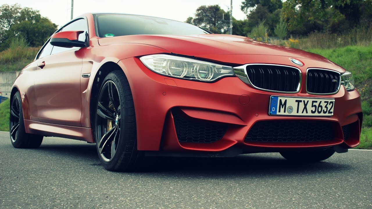 2015 2016 bmw m4 coupe f82 test drive review thegetawayer youtube