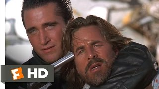 Harley Davidson and the Marlboro Man (11/12) Movie CLIP - A Good Day For Dying (1991) HD