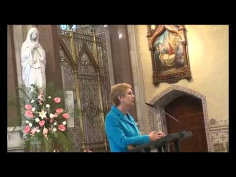 Clonard Centenary Mass Part 2 2012