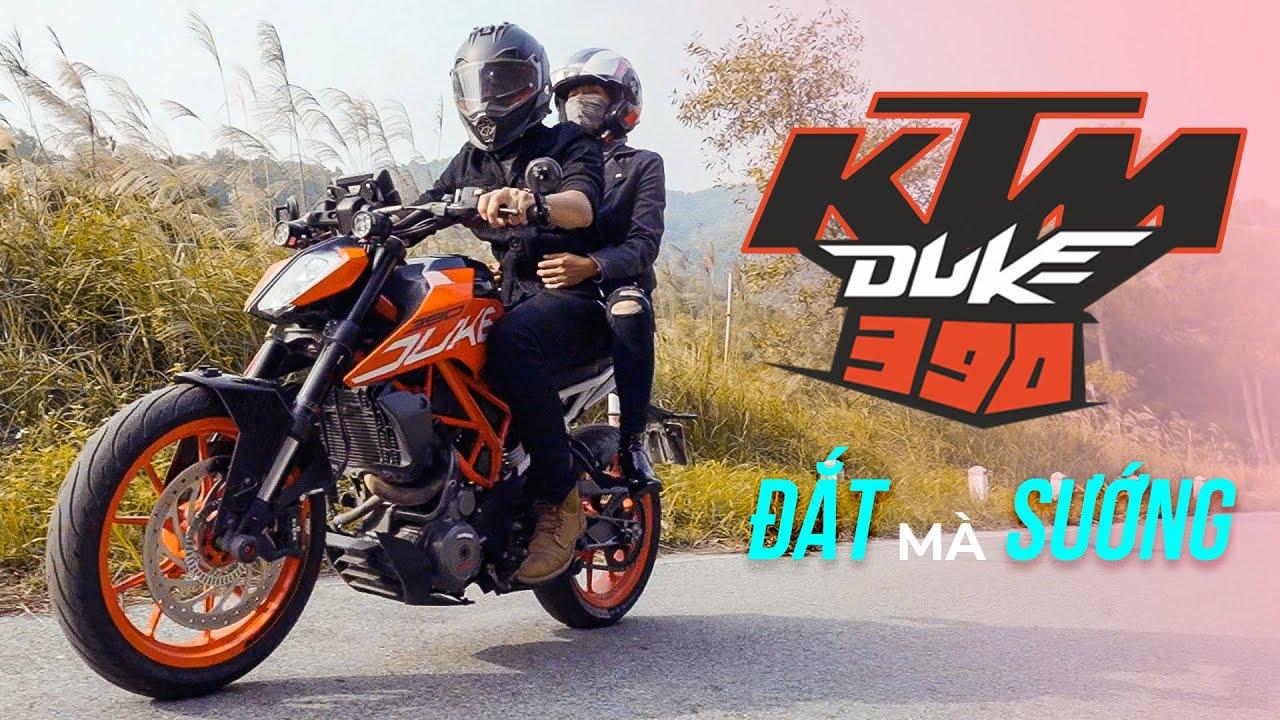 Đánh giá KTM DUKE 390 – ĐẮT mà NGON!  | Motor24h