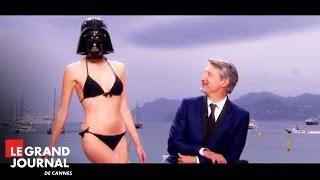 Star Wars - La météo de Doria  - Le Grand Journal