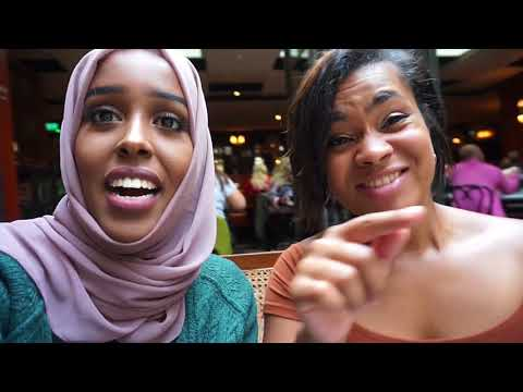 VLOG #14 - LINK UP WITH MY ABU DHABI FRIENDS IN LONDON