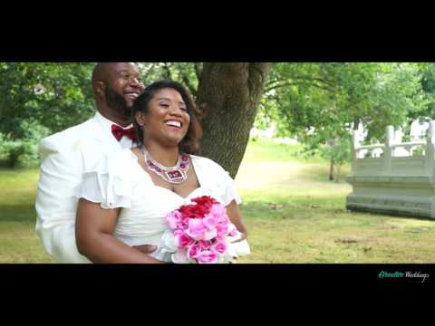 I Love You to the Day After Forever | Cleveland Cultural Garden Wedding
