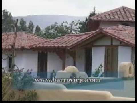 Casa estilo arquitectura barro viejo youtube - Casas en quito ecuador ...