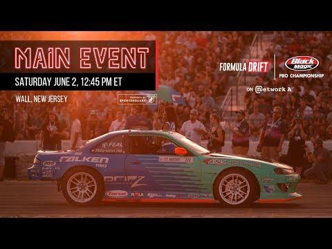 Formula Drift Wall - Main Event LIVE!