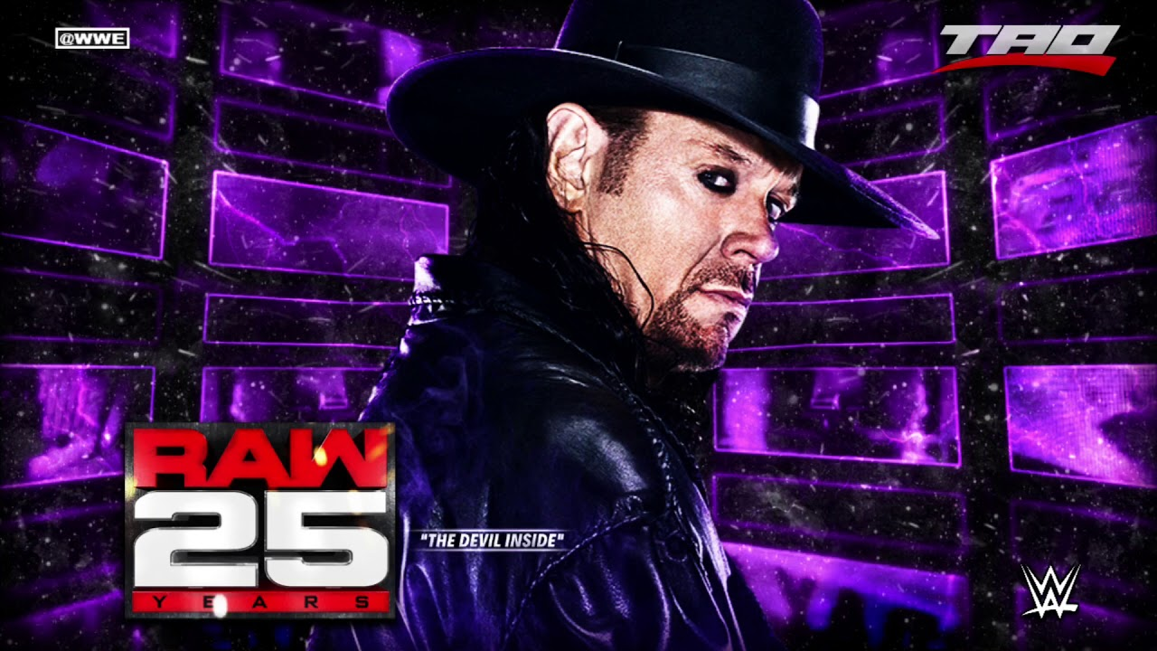 The Undertaker Hd Wallpaper Wwe The Undertaker Quot The Devil Inside Quot Official Raw 25