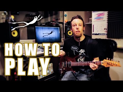 How to play Poker Face (Metal Version)
