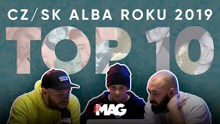 TOP 10 CZ/SK RAP ALBA ZA ROK 2019