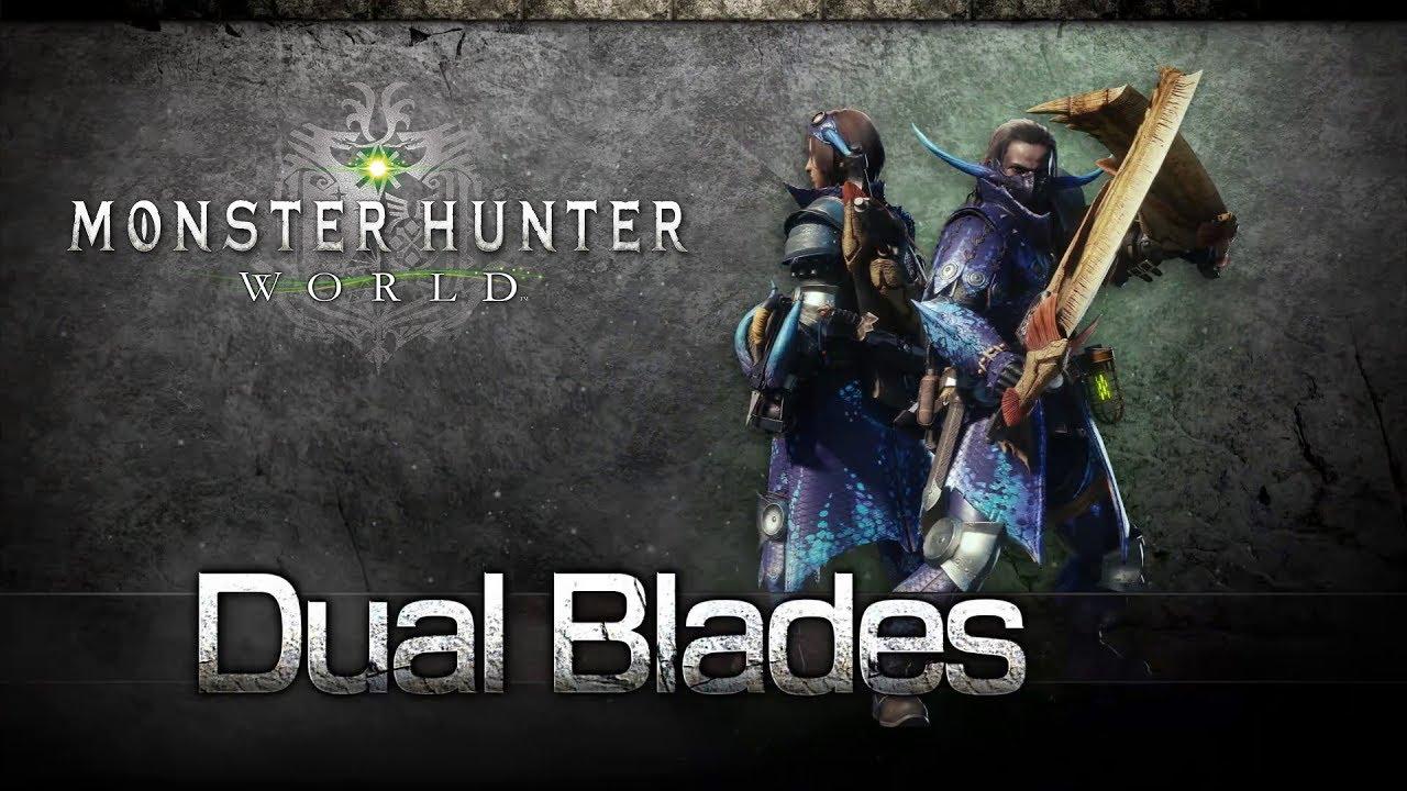Monster hunter world dual blades overview youtube for Decoration list monster hunter world