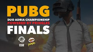 PUBG DUO ADRIA CHAMPIONSHIP 2019 Powered By Pringles