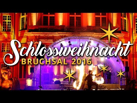 Christmas event at Bruchsal Palace 2016
