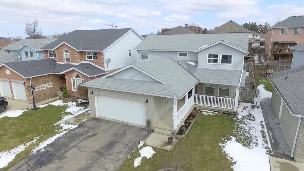 NEW LISTING!! 88 Mctague Dr. Cambridge Ontario - YouTube