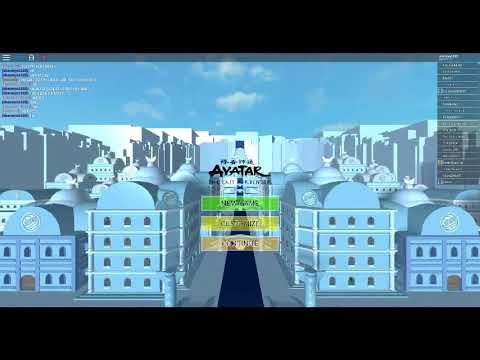 Roblox Avatar The Last Airbender White Lotus Mission Part 1 Youtube