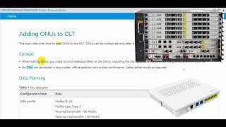 Download How To Add Dba Profile In Gpon Huawei Olt MP3, MKV, MP4