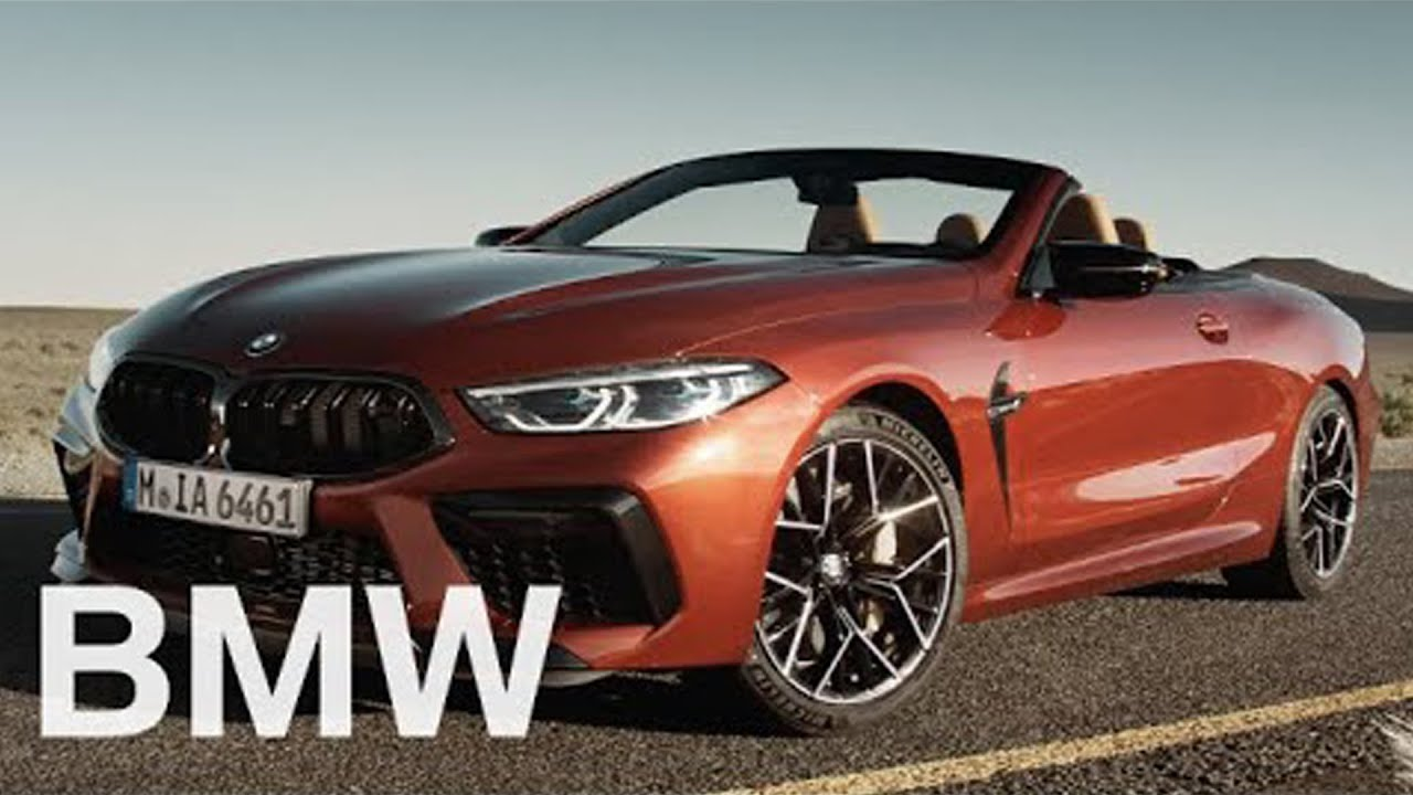 Bmw M8 Coupe Kai Convertible Official Launch Film Youtube