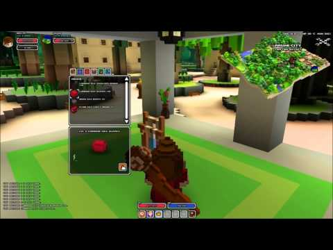 Voxel-based randomly-generated RPG Cube World releases alpha